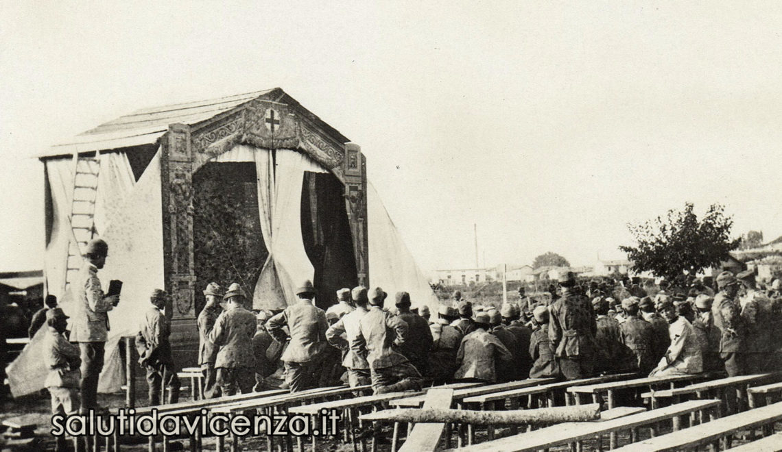 Il Teatro del Soldato nella Prima guerra mondiale