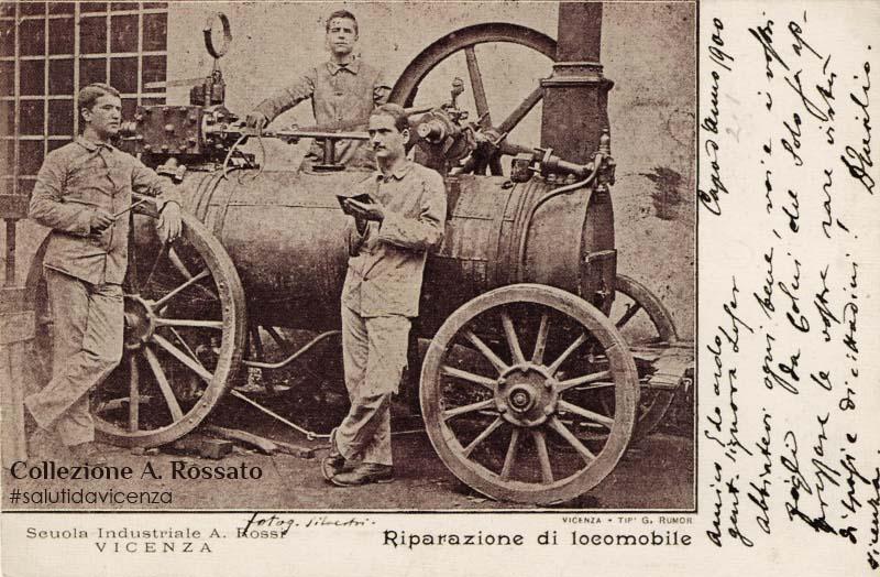 Riparazione Locomotore