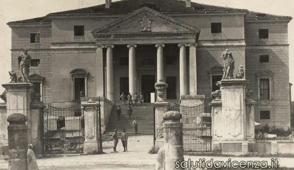 Villa Da Porto Casarotto a Dueville, Vicenza