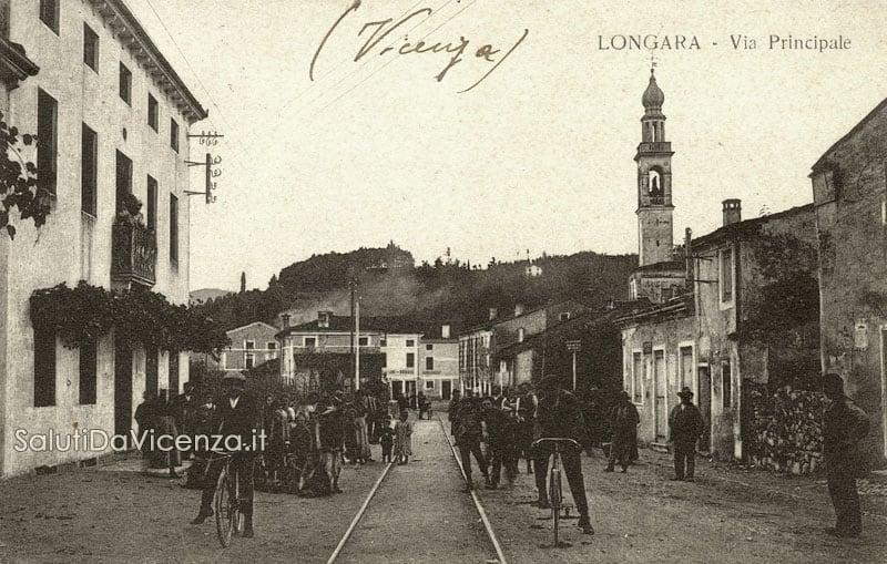 Longara, lungo la Riviera Berica