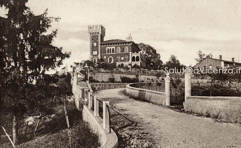 Torri di Arcugnano, Villa G. Monti