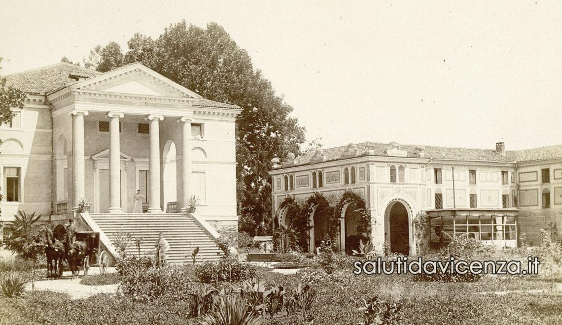 L'antica villa Da Porto a Vivaro, frazione di Dueville
