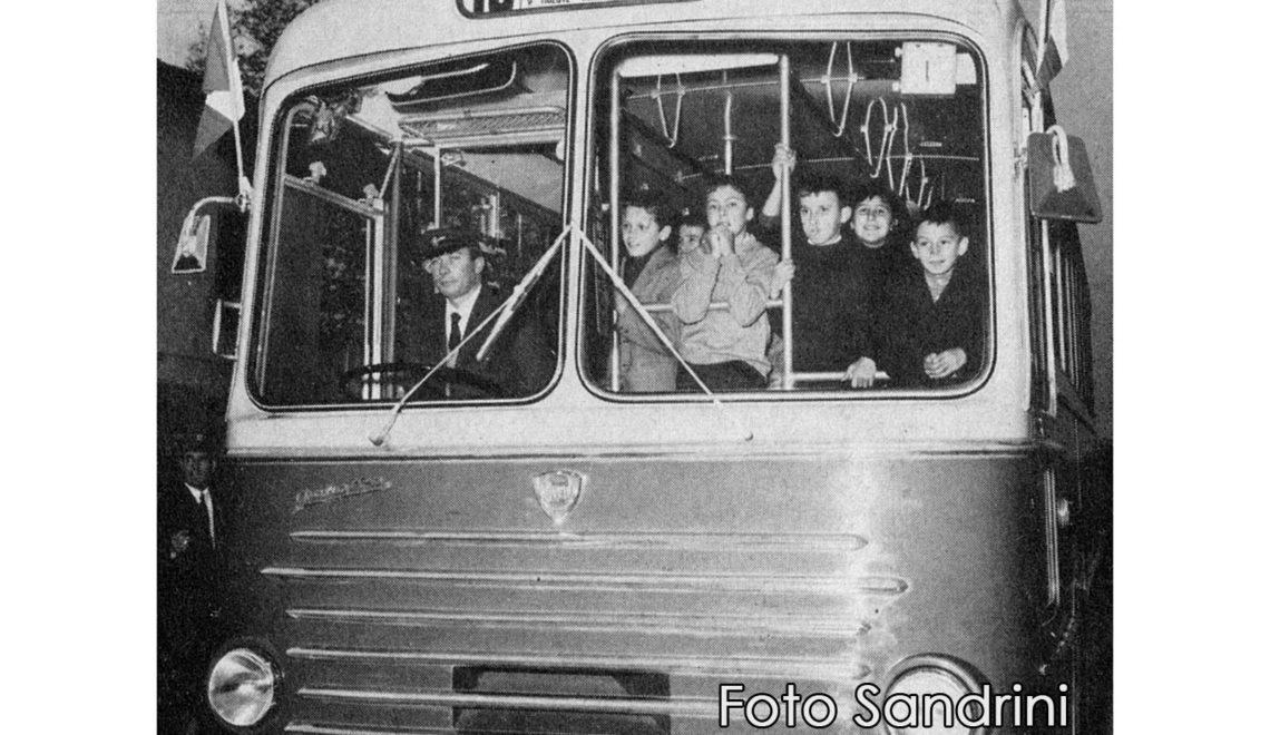 Autobus per Ospedaletto e Bertesina, inaugurazione linea - Società Vicentina Trasporti